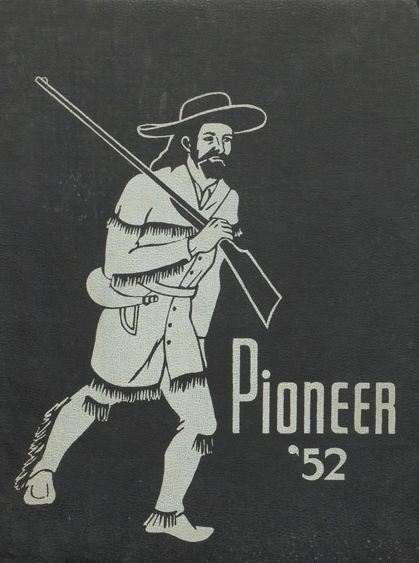 1952 Wurtland High School Yearbook