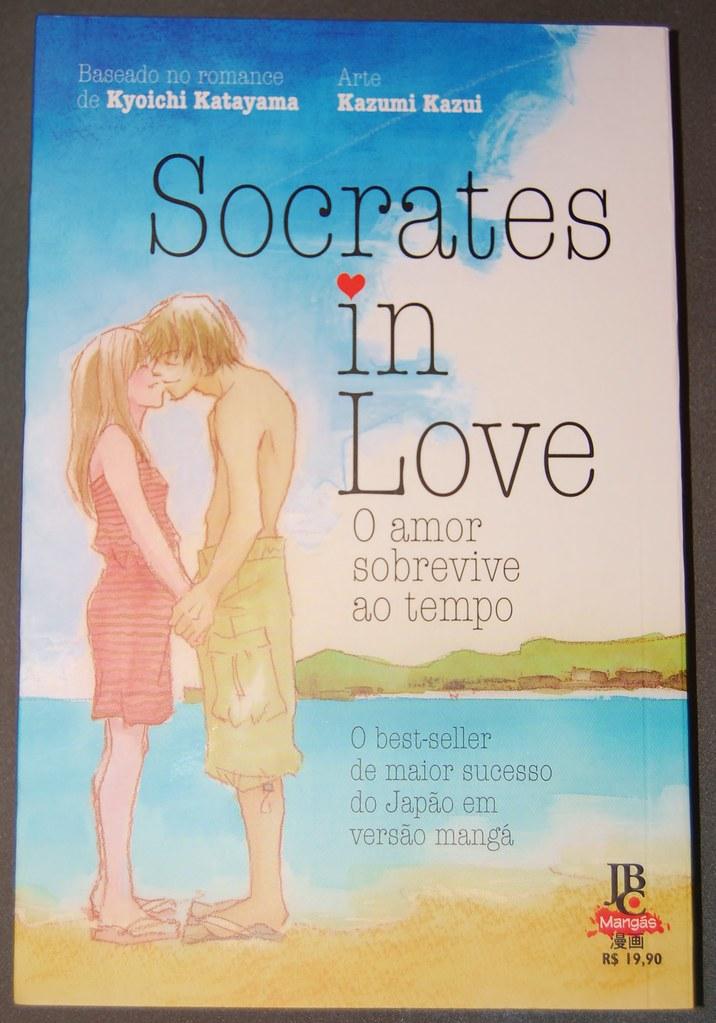 Socrates in Love: o amor sobrevive ao tempo, mas até onde você iria por ele?