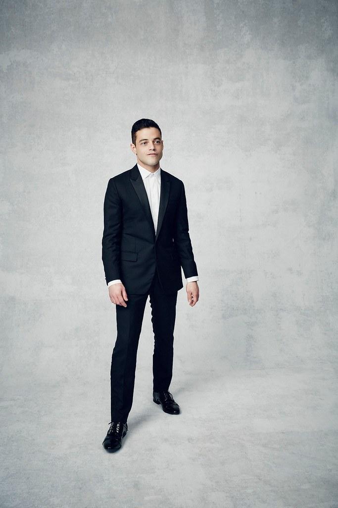 Рами Малек — Фотосессия на «Critics' Choice Awards» 2016 – 2
