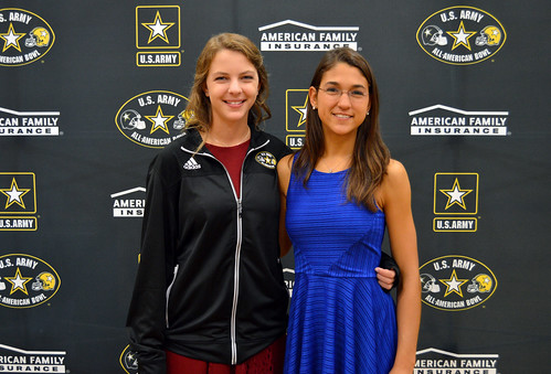 U.S. Army All-American Marching Band: Grace Pulliam, George Walton Academy