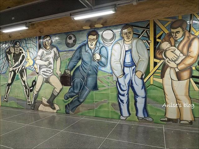 斯德哥爾摩藝術地鐵031
