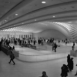 WTC PATH Entrance (Panorama)