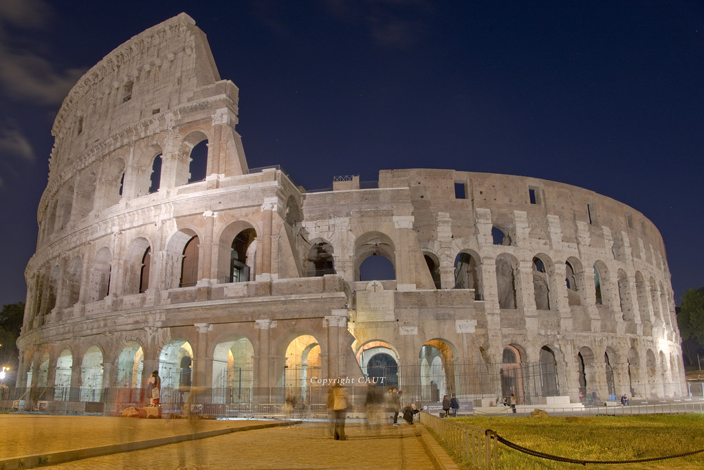 Coliseo Romano Colosseum Or Flavian Amphitheatre Le Co Flickr