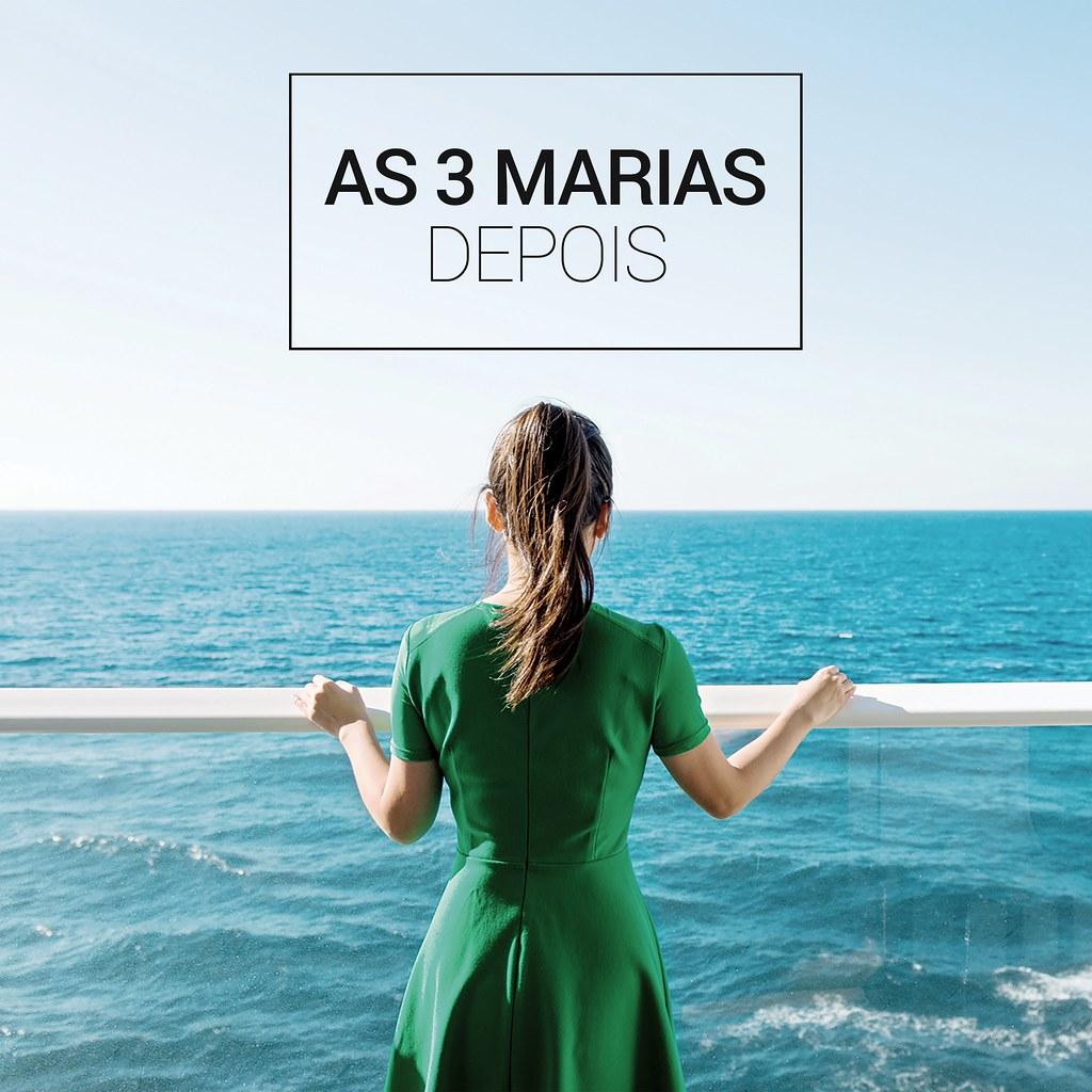 As 3 Marias - Depois (capa do disco)