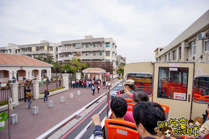 高雄雙層巴士觀光公車(西子灣線)-58