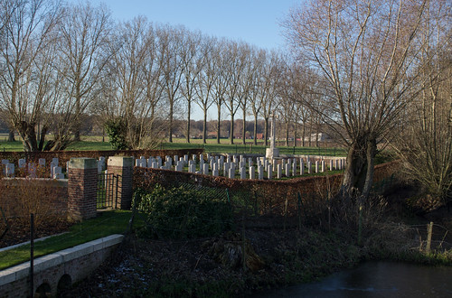 Belgium Hospital Farm Cemetery (#0328)