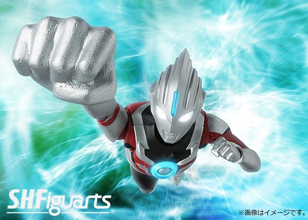 【更新官圖&販售資訊】S.H.Figuarts 《超人力霸王Orb》超人力霸王Orb 原型 ウルトラマンオーブ オーブオリジン
