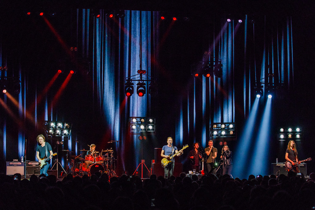 Sting at MGM National Harbor in Oxon Hill, MD on March 12t