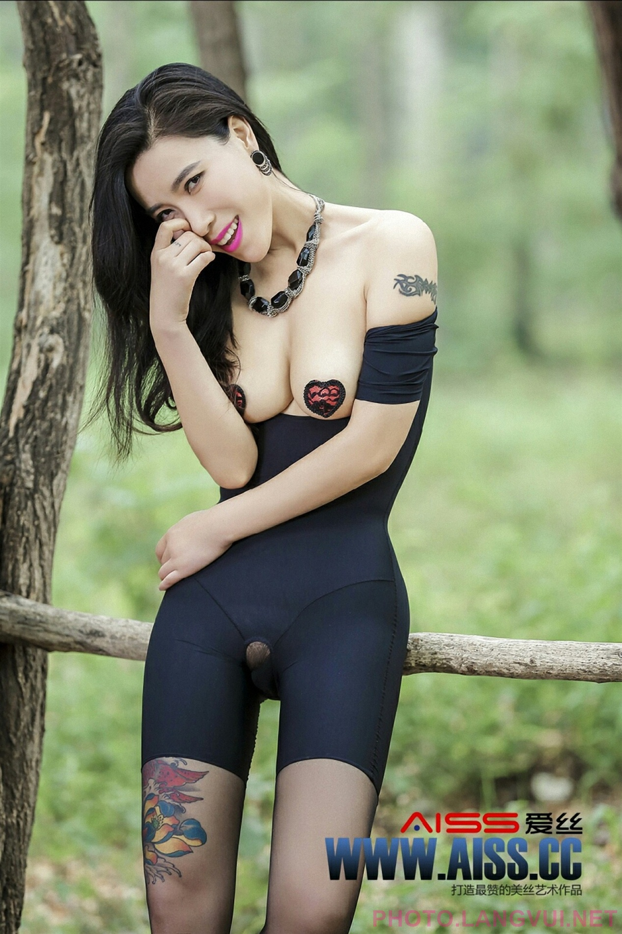 AISS No goddess tattoo fans of outdoor