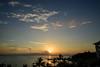 Sunset at The Busena Terrace Okinawa by Jin Abe