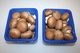 02 - Zutat Champignons / Ingredient mushrooms