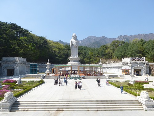 Co-Daegu-Parc Palgongsan-Temple Donghwasan (11)