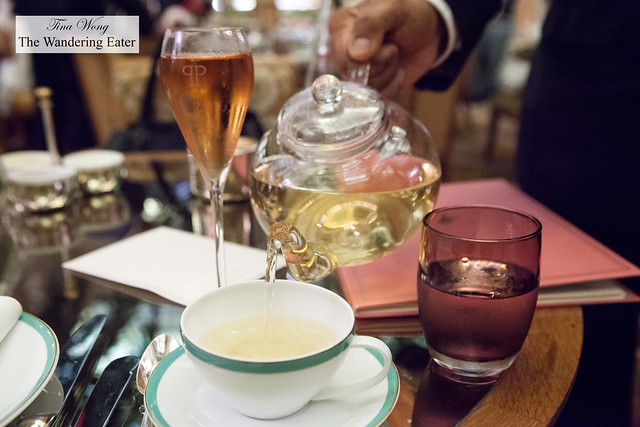 Silver Needles Grand Cru tea (from Palais des Thés)