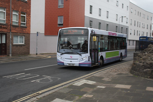 First Hampshire and Dorset 44532 SN62DBO