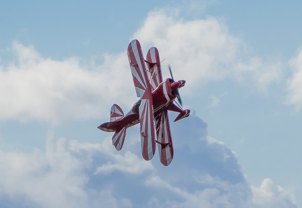 Pitts Special S-1D Biplane