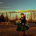 Logan at the Park