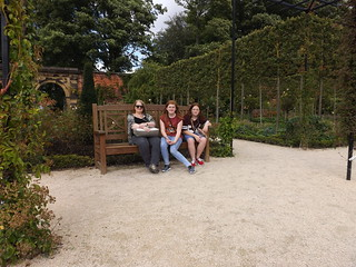 The Girls, Alnwick Gardens