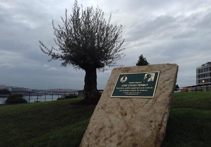 Inauguración do parque José Couso (11S 2015)