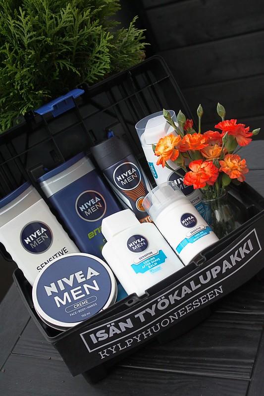 Nivea Men -työkalupakkki Kaikki Paketissa
