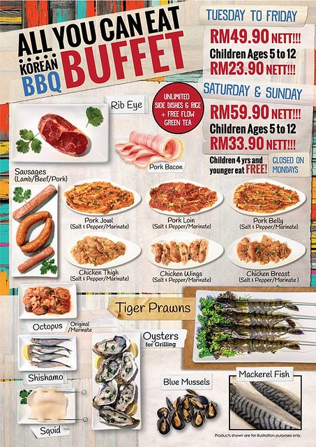 kilo grill menu