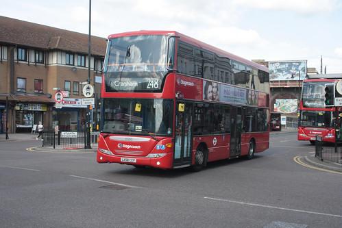 East London 15005 LX58CEF