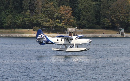 C-GHAZ DHC-3 Turbine Otter Harbour Air Vancouver 06-09-15
