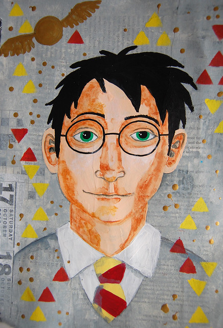 Week 42 - Harry Potter - Harry layer