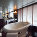 Spacious bathroom and soaking tub atLichfield Suite