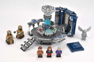 Review: 21304 Doctor Who