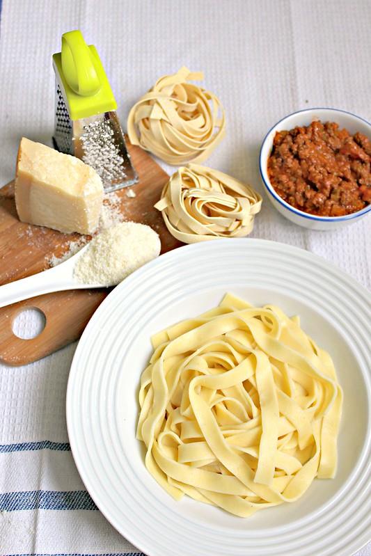 Bolognaise sauce 3