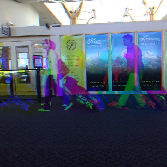 Harris Effect 1 - Idaho Falls Airport