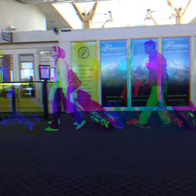 Harris Effect 1 - Idaho Falls Airport