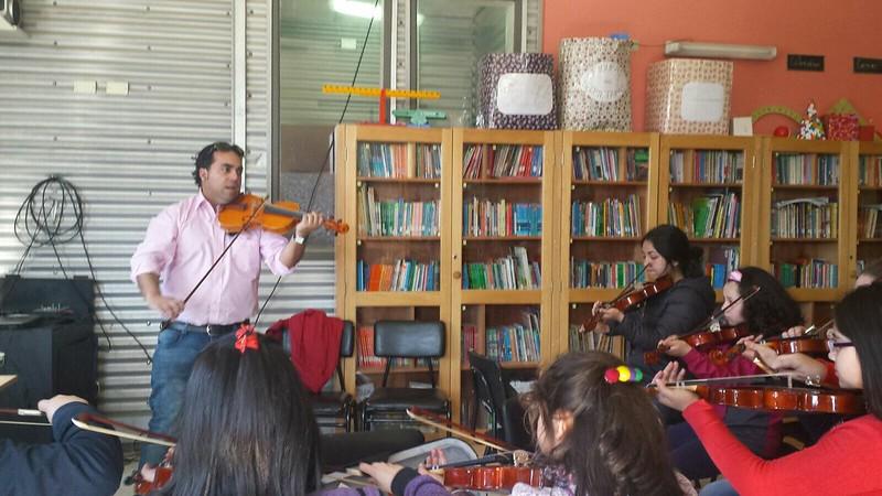Orquesta de Cámara Colegio Chiloé