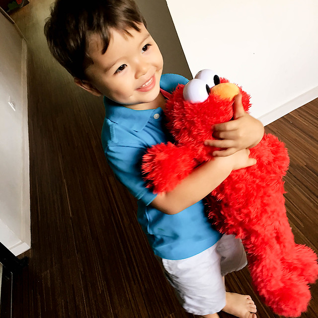 cute & little blog | play all ay elmo | holiday toys 2015 | walmart #chosenbykids - Top 10 Holiday Toys by popular Dallas blogger cute & little