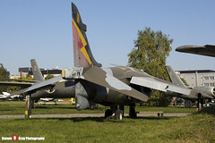 XW919 W - 712074 - Royal Air Force - Hawker Siddeley Harrier GR3 - Polish Aviation Musuem - Krakow, Poland - 151010 - Steven Gray - IMG_0622