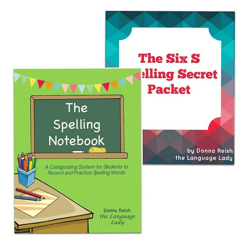 Spelling Books by Character Ink!