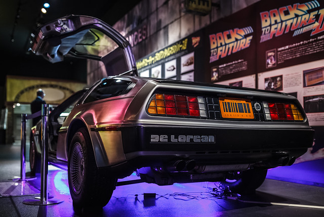 "20151021_27_【""Back to the Future"" DeLorean DMC 12】06"