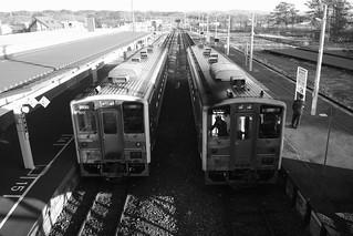at Horonobe Station on OCT 21, 2015 (1)