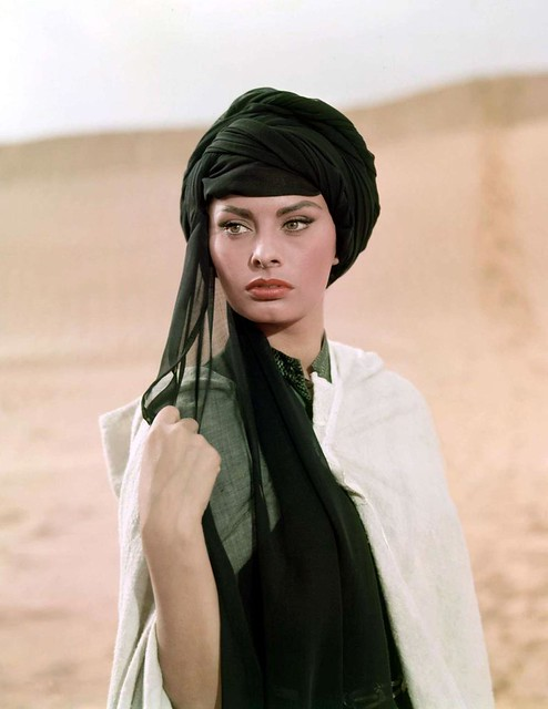Legend of the Lost - Promo Photo 1 - Sophia Loren