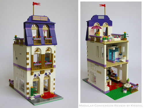 41101 Heartlake Grand Hotel - Modular Conversion Review