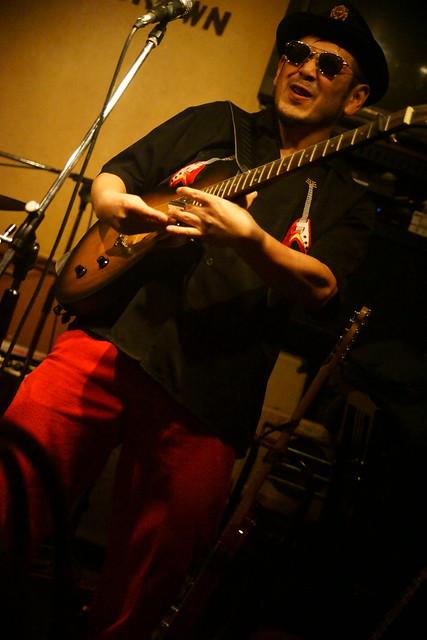 てきさすいーだ blues live at Bright Brown, Tokyo, 15 Nov 2015. 216