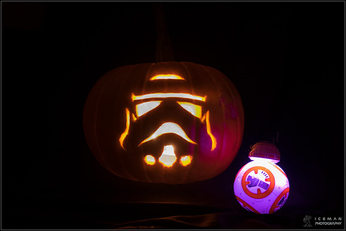 Happy Helloween from BB-8