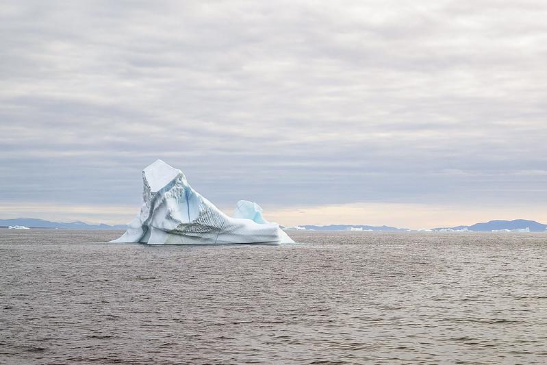 Eisberg X
