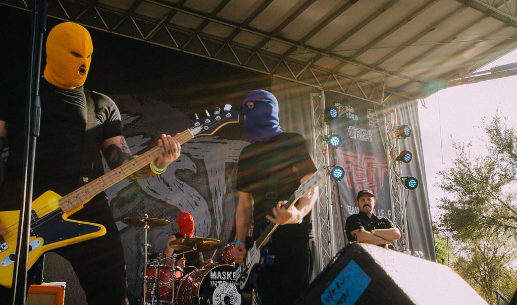 Masked Intruder @ Cowboys | 10.31.15 | Fest 14