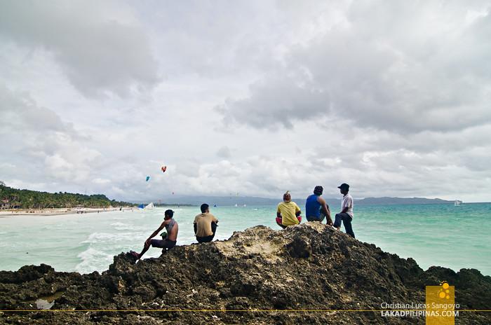 The End of Boracay White Beach