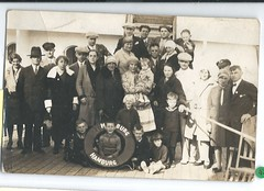 117409571087  Hamburg Germany Hamburg Ship Line Jewish