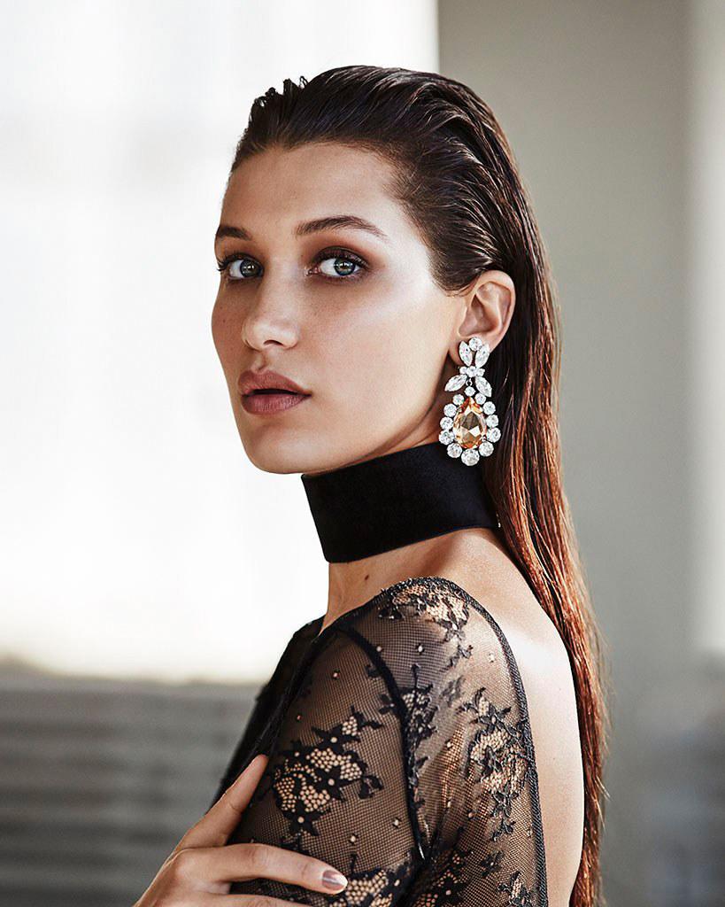 Белла Хадид — Фотосессия для «S Moda» 2015 – 9