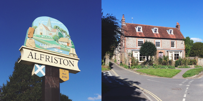 walks near alfriston