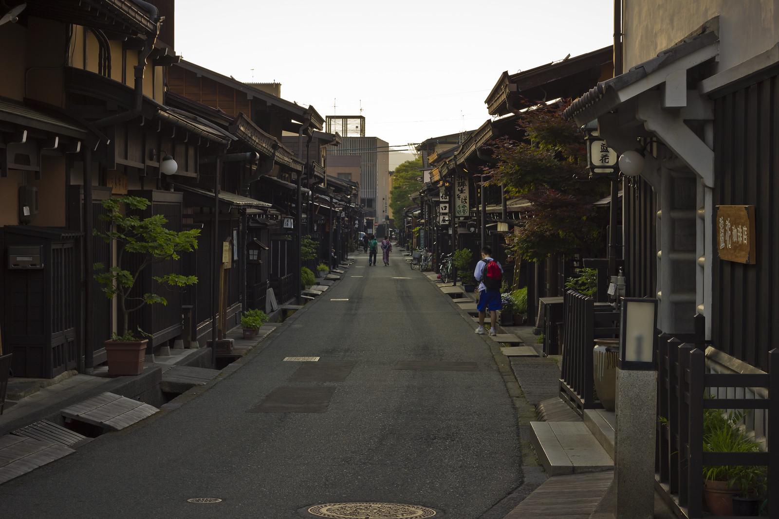 Takayama and the Japan Alps