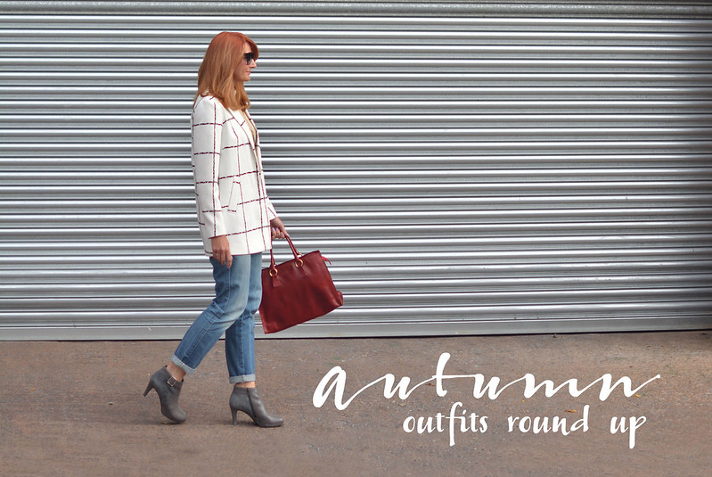Not Dressed As Lamb | Autumn outfits round up